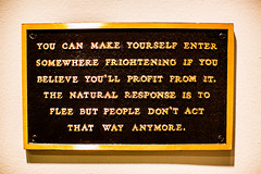 Believe (Thomas Hawk) Tags: america forestpark missouri mo museum saintlouisartmuseum stlouis usa unitedstates unitedstatesofamerica artmuseum plaque fav10