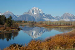 Oxbow Bend Moran Reflection Fall (idashum) Tags: autumn mountain landscape nikon bend d70s wyoming tetons moran breathtaking oxbow grandtetonnationalpark oxbowbend mtmoran mywinners aplusphoto platinumheartaward ultimatemountainshots worldtrekker flickrlovers breathtakinggoldaward flickrclassique