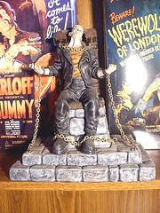 DarkHorse Frankenstein (thewolfman41) Tags: monster werewolf models dracula frankenstein monsters mummy sculptures wolfman invisibleman creaturefromtheblacklagoon universalmonsters rayharryhausen resinmodels