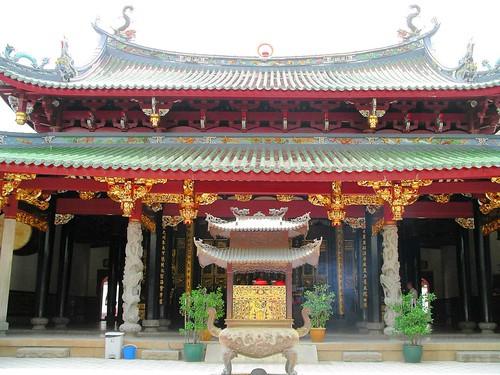 シンガポールのシアン・ホッケン寺院
