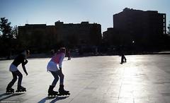 Iranian skater babes