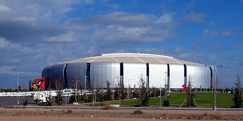 Glendale stadium