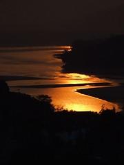 Luang Prabang (Marcel Berendsen - The Netherlands) Tags: travel light sunset colour asia laos mekong luangprabang mekongriver mountphousi