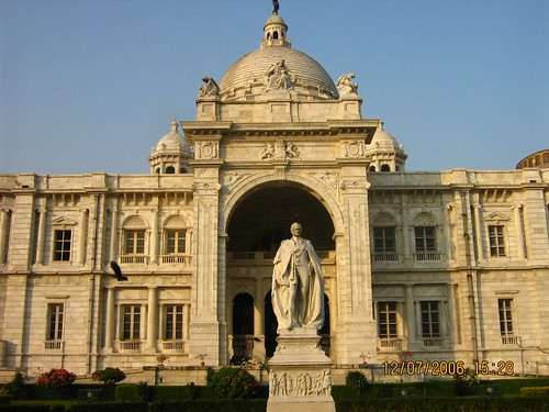 The Victoria Memorial, Kolkata