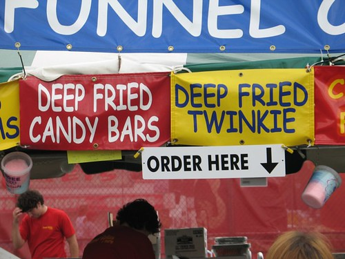 Deep Fried Twinkies??