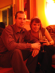 Greg and Anita