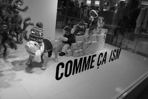 COMME ÇA ISM