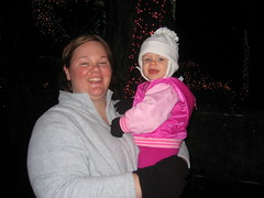 Mommy and Margot The Grotto
