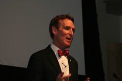 March: Bill Nye the Science Guy