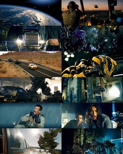 Transformers la película