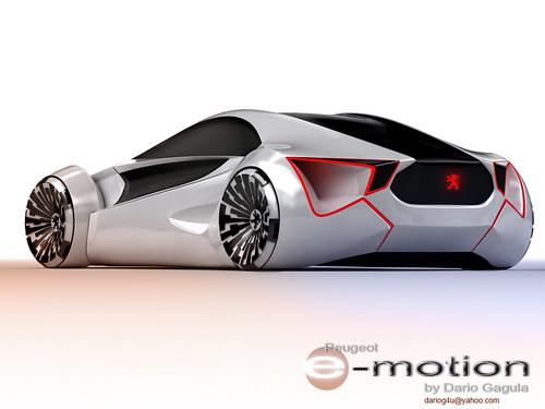 2007 Peugeot Flux Concept. 2006 peugeot flux concept