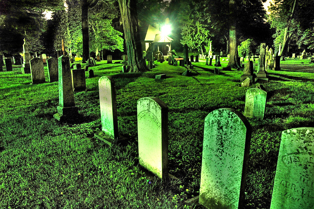 Deep in the Graveyard