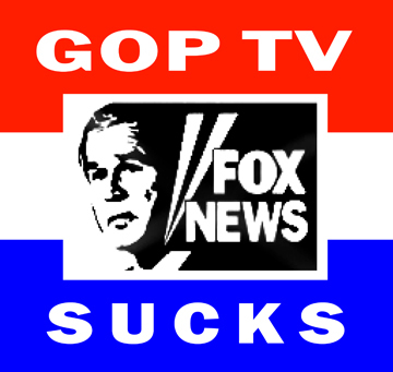 GOP TV SUCKS