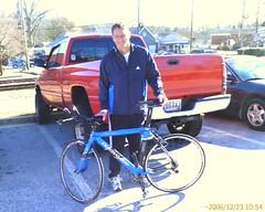 Brian's New Ride