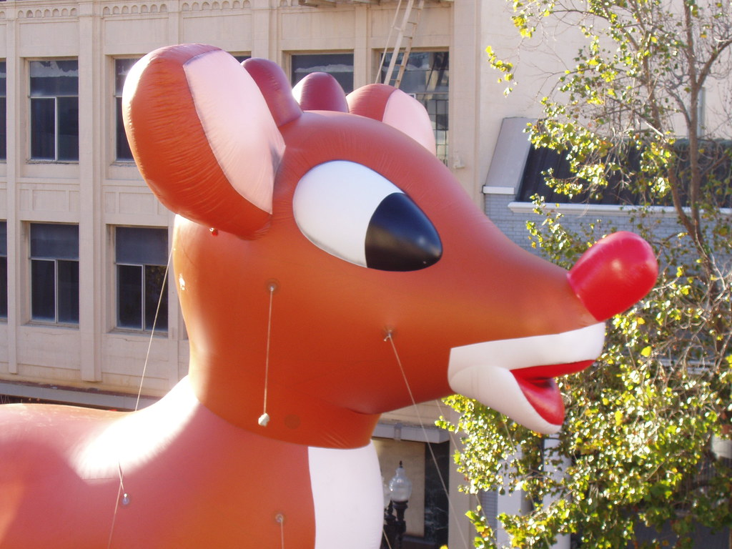 Rudolph by vsmoothe, on Flickr