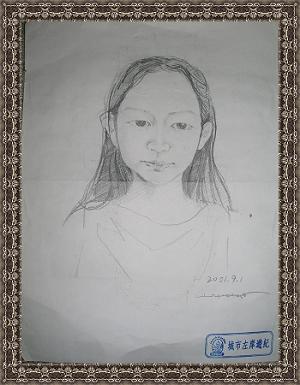 angel's sketch