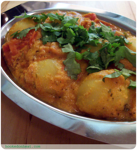 Alu (Potato) Korma