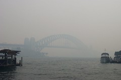 01-01-02-SHB haze 2 (AegirPhotography) Tags: bridge sydney coathanger sydneyharbourbridge