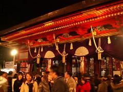 Yasaka Jinja (Shrine) @ Kyoto, Japan 八坂神社(祇園)