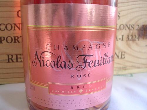 Nicholas Feuillatte Brut Rosé NV