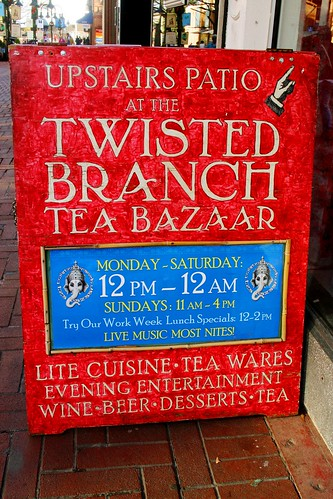 Twisted Branch Tea Bazaar