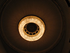 Vienna State Opera ceiling