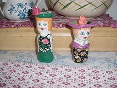 Lady Salt and Pepper
