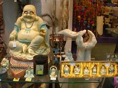 Buddhas at Essen Evolution 8