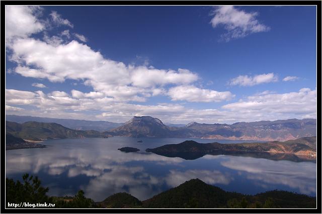 跨越2006的神秘女兒國湖畔(瀘沽湖)
