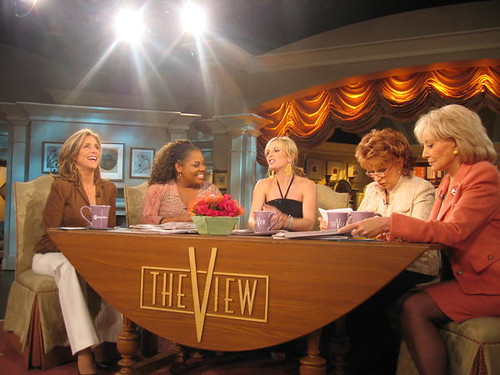 Sherri Shepherd on the View