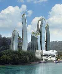 singapore daniel libeskind