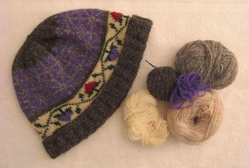 Maine yarn