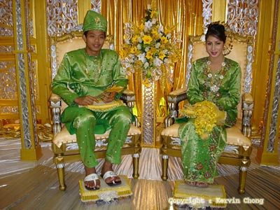 Malay-wedding