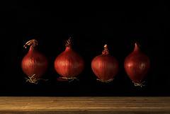 Four (Rán) Tags: red black four iceland 4 onion ran soe ísland Ísland 2007 rán magnúsdóttir ránmagnúsdóttir ranmagnusdottir ranm