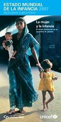 Portada: Estado mundial de la infancia 2007
