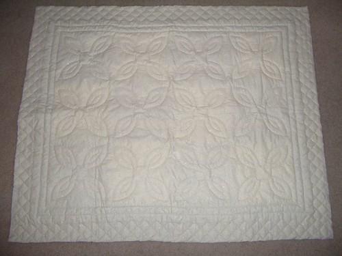 Michelle's Quilt: Back