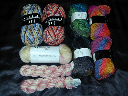 Order from Yarn4Socks