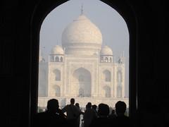 Taj Mahal Entrance Temple3