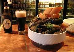 Guinness and Mussels 00016