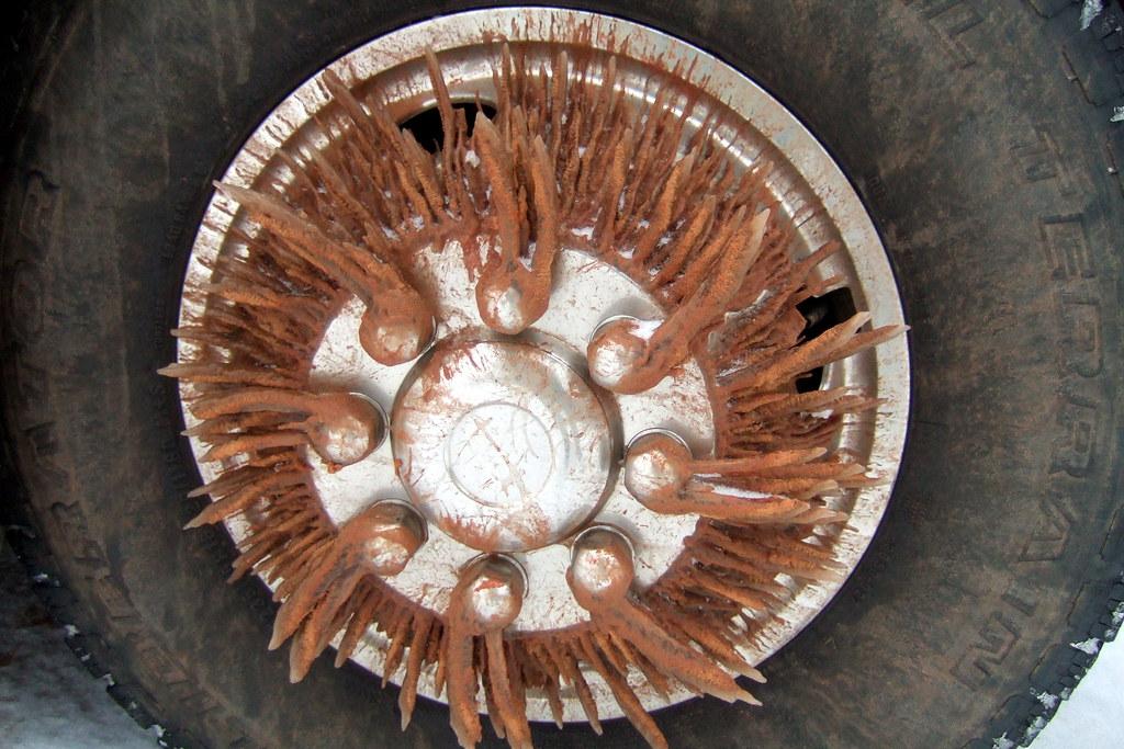 "hubcap icicle ""sunburst"""