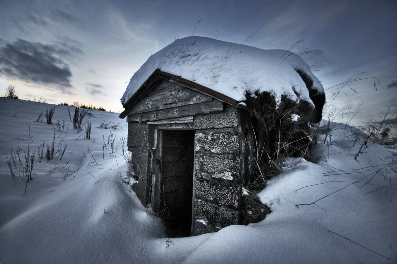 A shed ... (by asmundur)