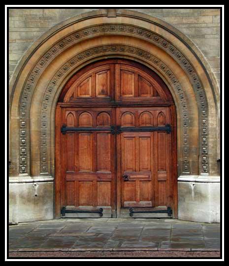 Cambridge Doorway