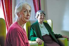 2 Ole Ladies (steffanmacmillan) Tags: london oldwoman wrinkles geriatric gnarled oldladies northlondon westhampstead wizened oldfolkshome oldbag twooldladies 25faves 2oldladies twoolegirls twoolebirds olebirds olegirls olefolkshome