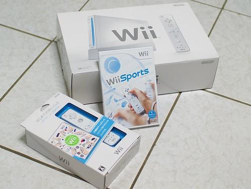 Wii必敗套裝