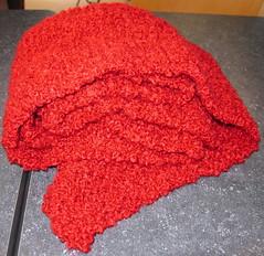 Erin's scarf