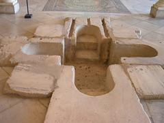 christian baptism pool (elmina) Tags: tunisia baptism bardomuseum