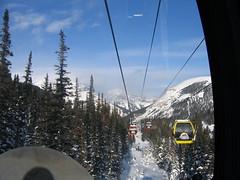 Sunshine Gondola ([.i.c.e.]) Tags: alberta banff gondola sunshinevillage