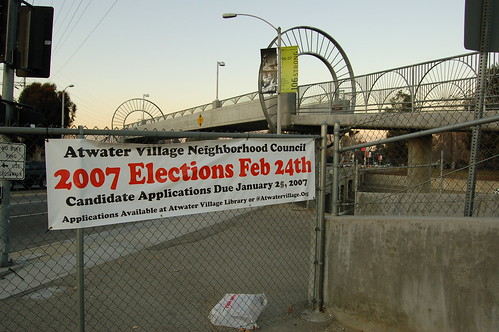 Elections for Atwater Village Neighborhood Council