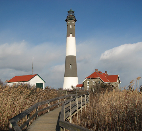 Lighthouse At Robert Moses State Park