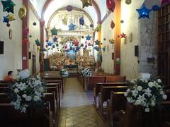 Iglesia en Oaxaca/Church in Oaxaca